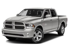 2017 Ram 1500 SLT SLT 4x2 Crew Cab 64 Box 1C6RR6TT3HS682806 for sale in Eagle Pass, TX at Ram Country