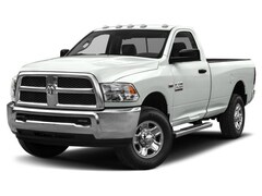 2017 Ram 2500 TRADESMAN REGULAR CAB 4X4 8' BOX Regular Cab