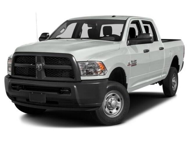 Used 2017 Ram 2500 Tradesman Truck Crew Cab Fremont