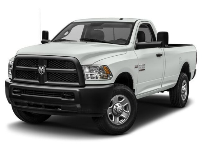 New 2017 Ram 3500 Tradesman Truck Regular Cab Maite, Guam