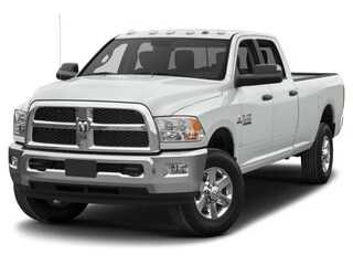 2017 Ram 3500 Tradesman 4X4 Crew CAB 6 Truck Crew Cab