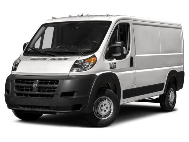 2017 Ram ProMaster 1500 Low Roof Van Cargo Van