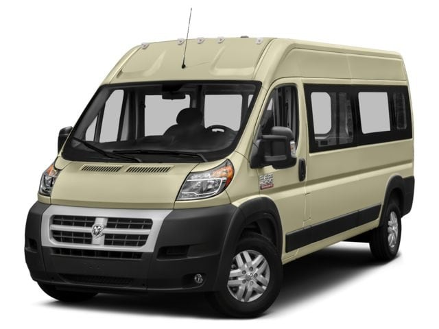 2017 Ram ProMaster 2500 Window Van High Roof Van Cargo