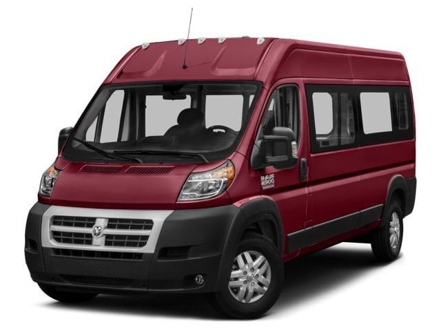 2017 Ram ProMaster 2500 Window Van High Roof Van Cargo