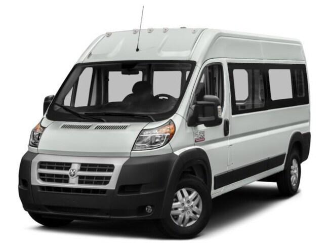 2017 Ram Promaster Window Van 3500 High Roof 159 WB EXT Van
