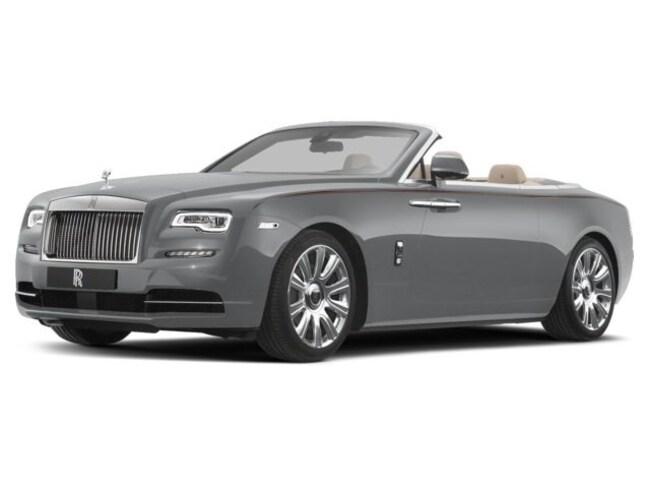 2017 Rolls-Royce Dawn Base Convertible