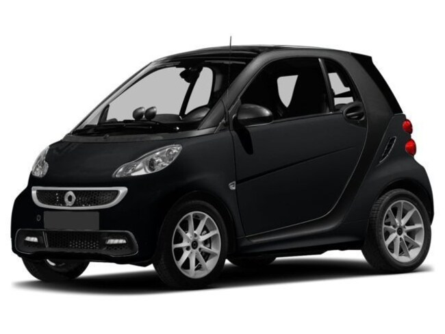 New 2017 smart Fortwo Electric Drive 2D Coupe Coupe In San Francisco Bay Area