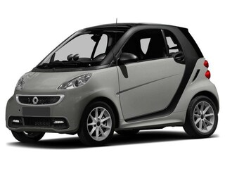2017 smart fortwo electric drive passion Coupe