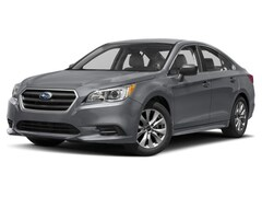 Certified Pre-Owned 2017 Subaru Legacy 2.5i Sedan for sale in Greenwood, IN