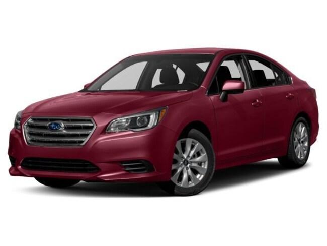 New 2017 Subaru Legacy 2.5i Premium w/ Moonroof Package+Starlink Sedan for sale in Charlottesville