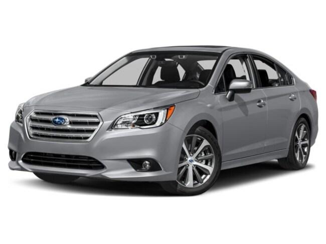 2017 Subaru Legacy 2.5i Limited with EyeSight+Navi+HBA+Reverse Auto Braking+HID Headlights+Starlink Sedan