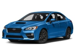 Used 2017 Subaru WRX Sedan JF1VA1B60H9802023 Sterling, VA