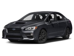 Used 2017 Subaru WRX 4DR MT Manual for Sale in Bellevue, WA