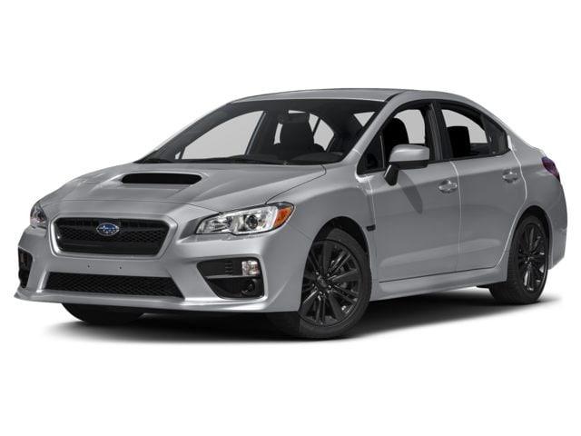 2017 Subaru WRX Base Sedan