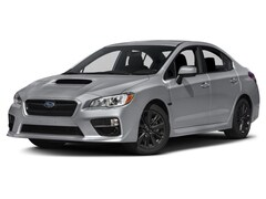 2017 Subaru WRX Base AWD  Sedan