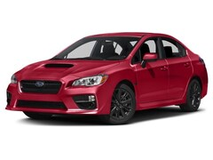 Certified 2017 Subaru WRX Sedan for sale in Cumberland, MD