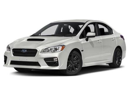 2017 Subaru WRX Manual