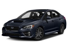 New 2017 Subaru WRX Premium (M6) Sedan Portland Maine