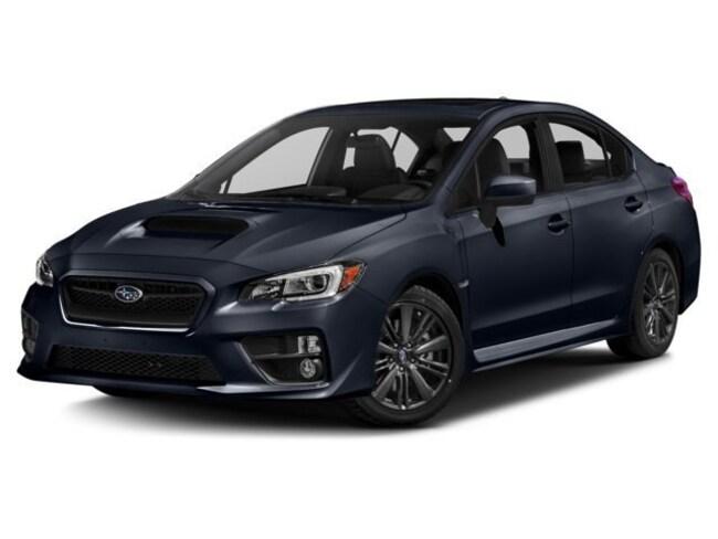 2017 Subaru WRX Premium 4dr Car