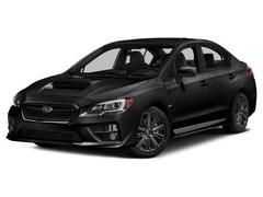 Used 2017 Subaru WRX Premium AWD Premium  Sedan 6M in Colorado Springs CO