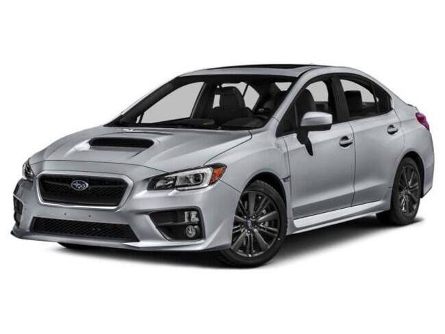 New 2017 Subaru WRX Premium (M6) Sedan in Sioux Falls