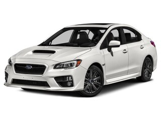 Used 2017 Subaru WRX Sedan U190792A For Sale in Butler, PA