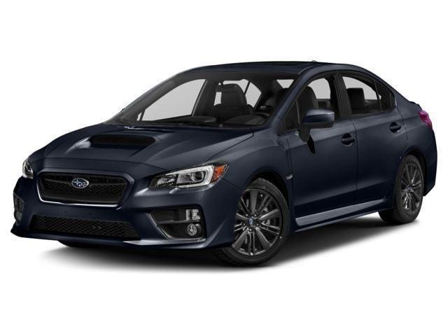 2017 Subaru WRX Limited (M6) Sedan
