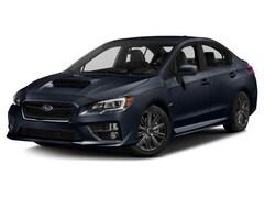 2017 Subaru WRX Nav+Audio w/ Harmon Kardon+Keyless+BSD/RCTA Sedan
