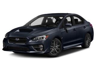 2017 Subaru WRX Limited Sedan