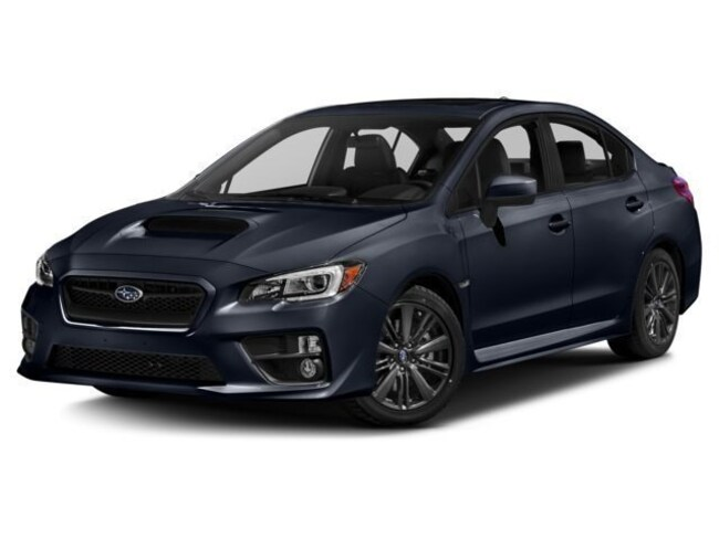 Used 2017 Subaru WRX Limited Sedan for sale in Moorhead, MN at Muscatell Subaru