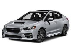 New 2017 Subaru WRX Limited (M6) Sedan near Hartford CT