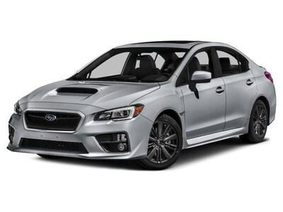 2017 Subaru WRX 2.0T Sedan