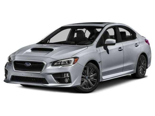 New 2017 Subaru WRX 2.0T Sedan in Danbury