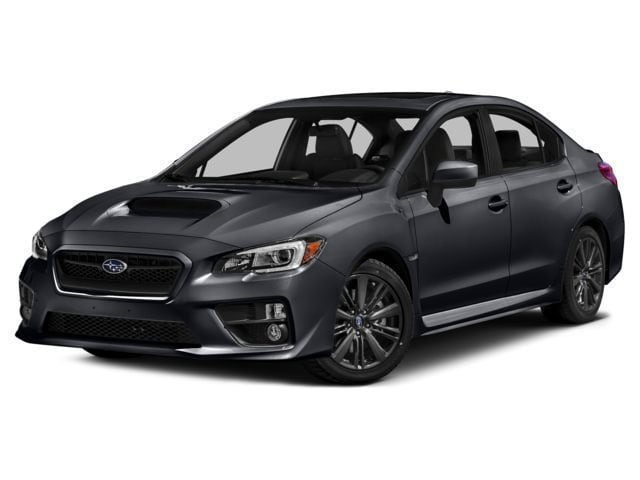 2017 Subaru WRX Nav+Audio w/ Harmon Kardon+Keyless+BSD/RCTA+EyeSight Sedan