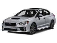 Certified Pre-Owned 2017 Subaru WRX Limited Sedan 3409055A in Chico, CA