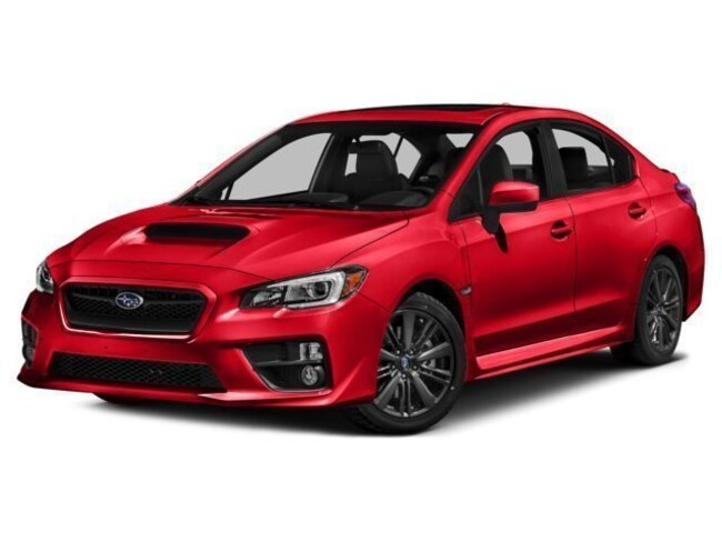New 2017 Subaru WRX Nav+Audio w/ Harmon Kardon+Keyless+BSD/RCTA+EyeSight Sedan Syracuse