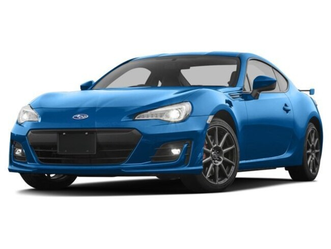 New 2017 Subaru BRZ Limited with Performance Package Coupe in Bangor