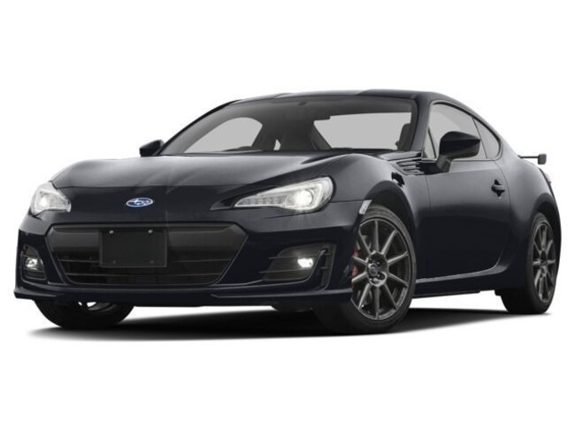 New 2017 Subaru BRZ Limited with Performance Package Coupe near Boston