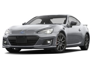 New 2017 Subaru BRZ Limited with Performance Package Coupe Reno, NV