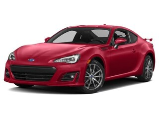 2017 Subaru BRZ Limited with Performance Package COU