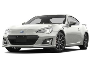 2017 Subaru BRZ Limited with Performance Package