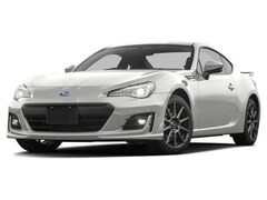 2017 Subaru BRZ Limited 2.0 - 6AT Coupe