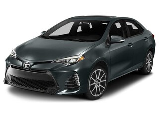 in Nederland 2017 Toyota Corolla SE Sedan Cheap