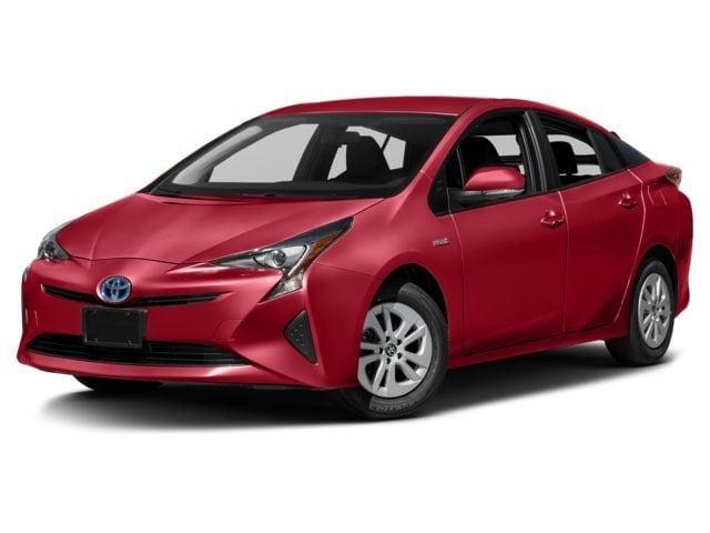 2017 Toyota Prius 5-Door Three Hatchback