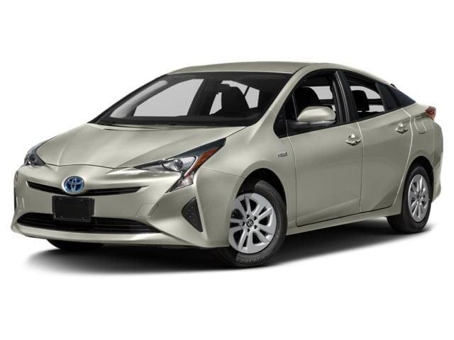 2017 Toyota Prius 5-Door Four Hatchback