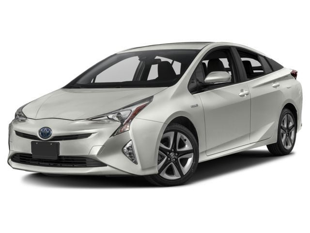 2017 Toyota Prius 5-Door Four Touring Hatchback