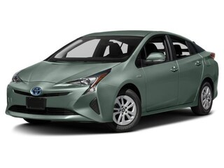 New 2017 Toyota Prius Hatchback Klamath Falls, OR