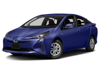 New 2017 Toyota Prius One Hatchback Carlsbad