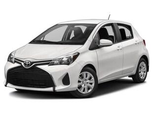 2017 Toyota Yaris 5-Door L Hatchback