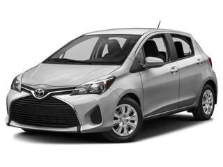 New 2017 Toyota Yaris 5-Door L Hatchback in Hartford near Manchester CT